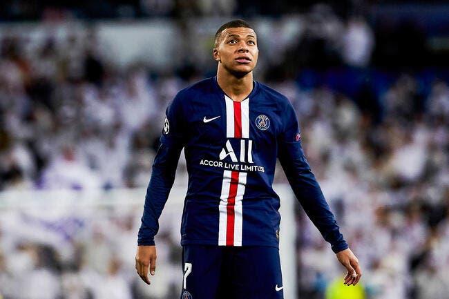 PSG : Jamais le Real n'a autant voulu une star que Kylian Mbappé