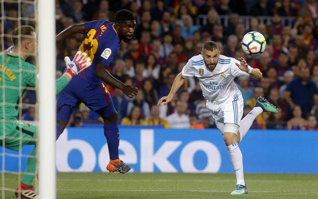 Esp : Menace explosive contre le choc FC Barcelone - Real Madrid
