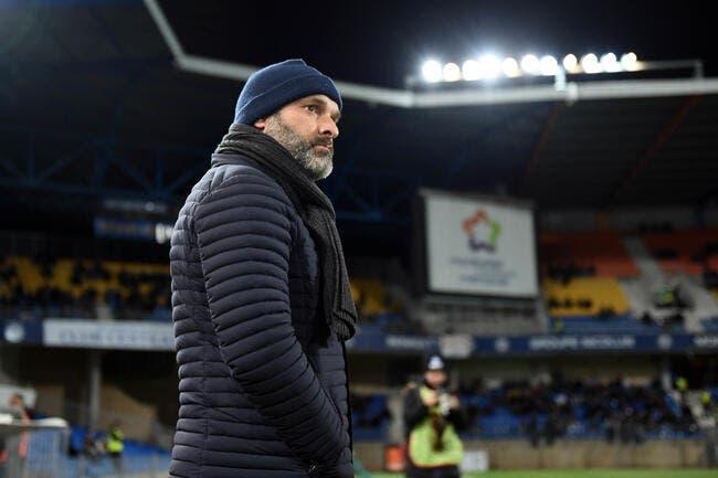 Officiel: Pascal Dupraz nouveau coach de Caen