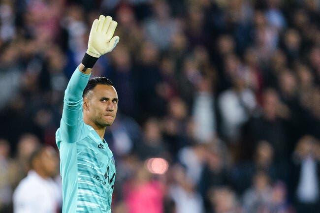 PSG : Navas n'est pas un top gardien, Paris climatisé !