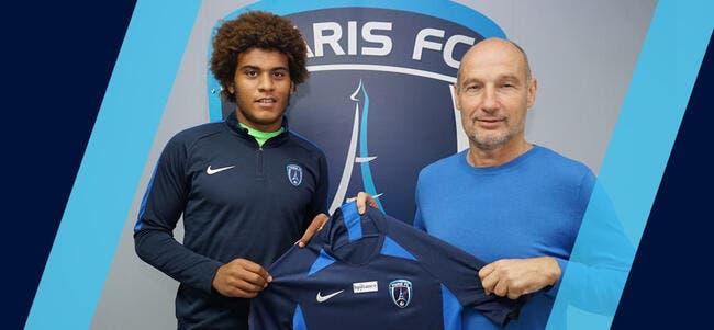 L2 : Diaby-Fadiga veut mettre les pendules à l'heure avec le Paris FC
