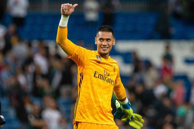 Liga: Le problème n'est pas réglé, Areola remet le Real dans l'embarras