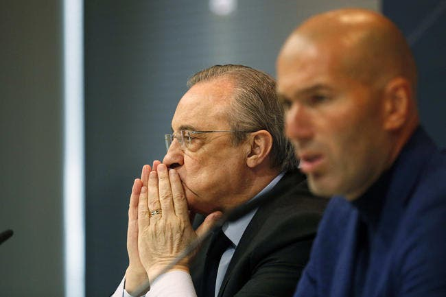 Liga : Un risque fou pris contre Zidane au Real Madrid ?