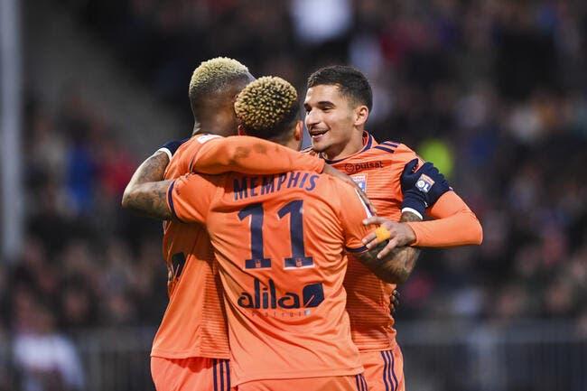 OL : Depay et Aouar plombent Lyon, Govou attaque