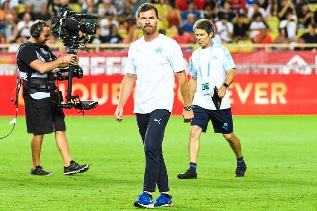 OM: Marseille épargne l'OL et Monaco, Villas-Boas s'agace