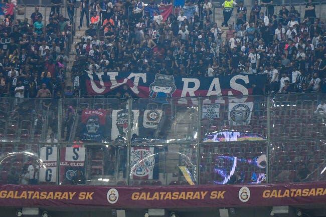 PSG : Les supporters de Paris traités comme des chiens en Turquie