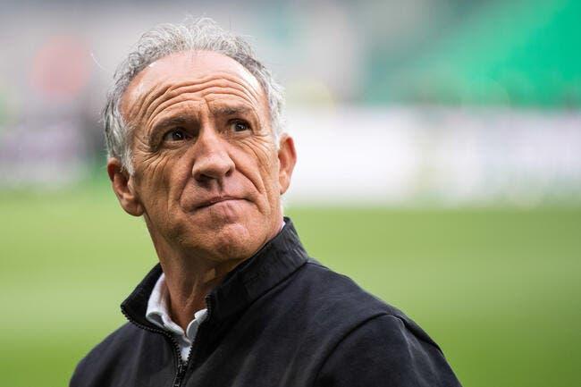 ASSE : « Je suis l'entraîneur de Saint-Étienne », Printant ne lâche pas