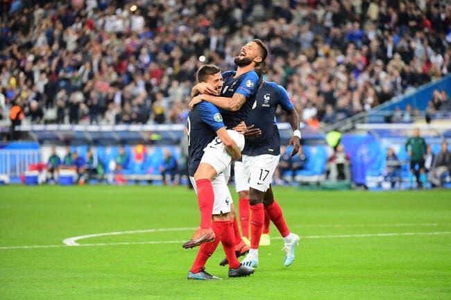 EdF : Deschamps donne sa liste, avec Mbappé et Giroud