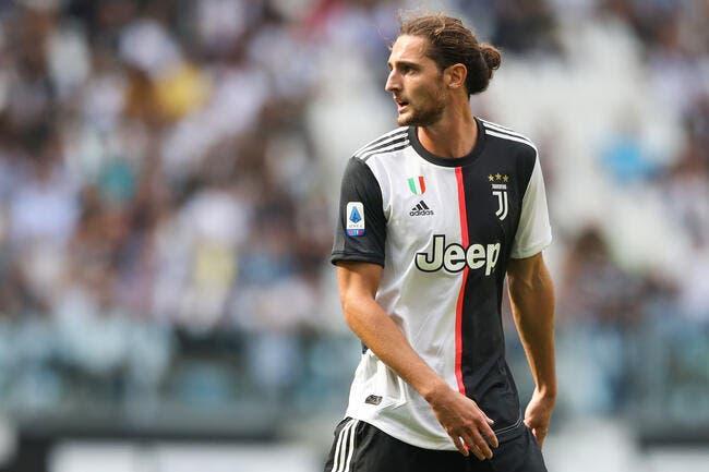 Ita: La Juve prépare un nouveau contrat, Rabiot n'a pas fini de rager