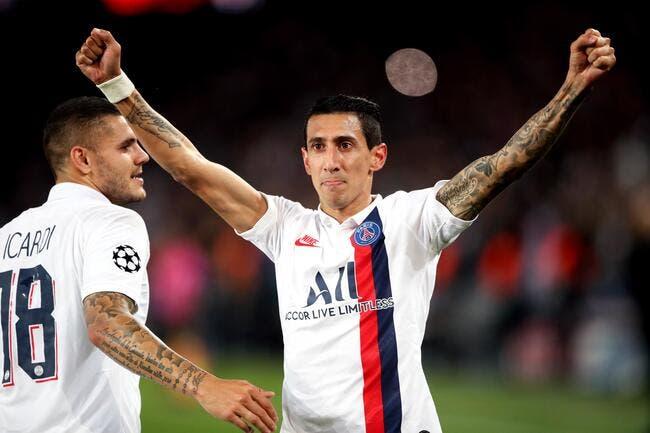 Son prochain club après Paris, Di Maria répond — PSG