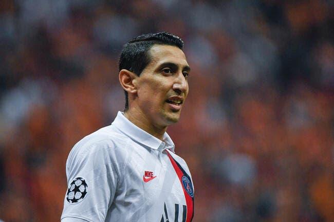 PSG : Son prochain club après Paris, Di Maria répond
