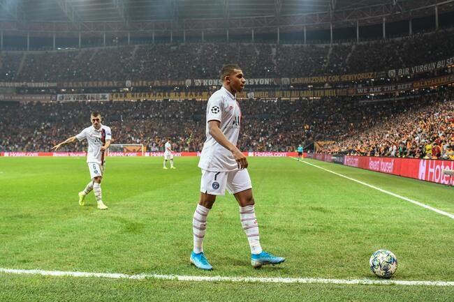 PSG: Mbappé a un souci, ça devient inquiétant