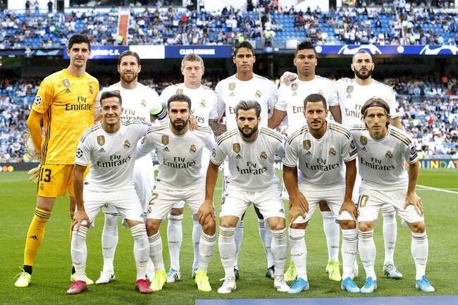 Real Madrid: 100 ME pour Ederzinho, le groupe vit bien