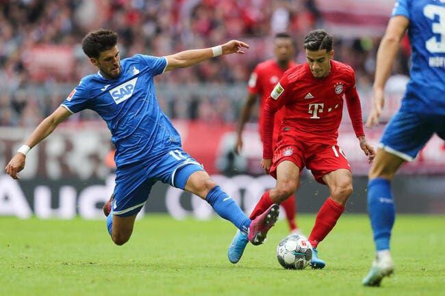All : Le Bayern tombe à domicile