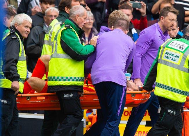 Ang : Hugo Lloris gravement blessé avec Tottenham !