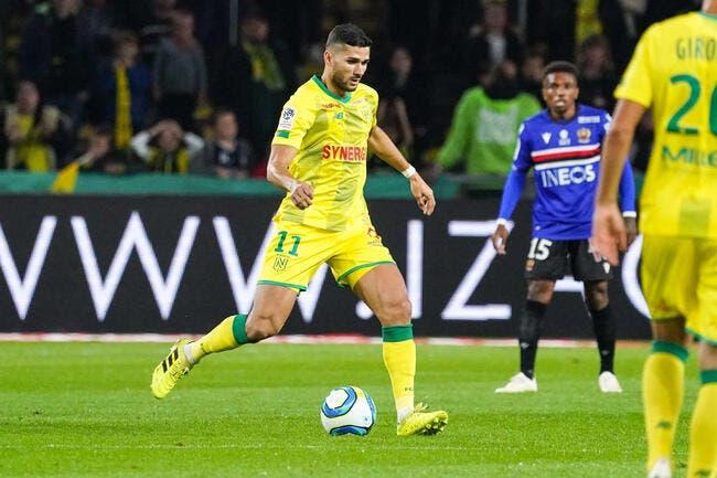 L1: Nantes et Bordeaux font le plein, Monaco en panne sèche