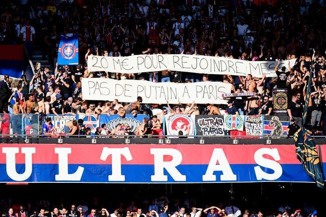 PSG : Neymar et les supporters, ce résultat change tout