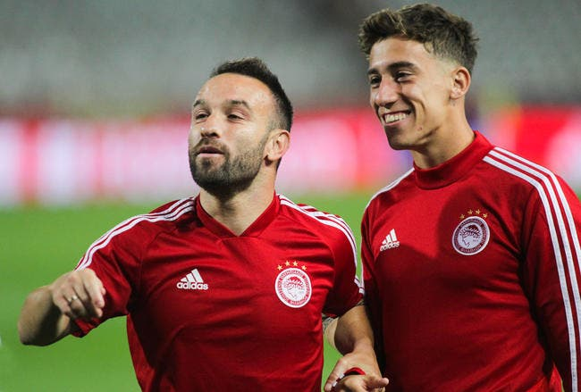 OL : Lyon adore Mathieu Valbuena, il en est fier !