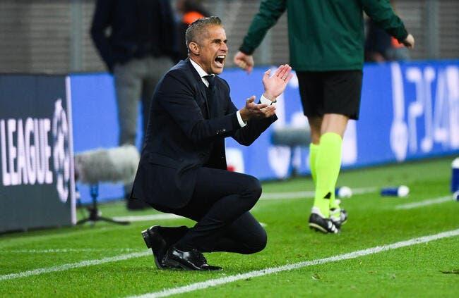 OL : Sylvinho en furie, et si c'était le tournant pour Lyon ?