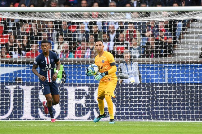 PSG : Navas remplace « l'arnaque Areola », l'attaque brutale