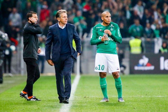 ASSE : Claude Puel s'est vengé, il reste modeste