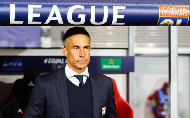 OL : Lyon coule, Raymond Domenech a trouvé le fautif…