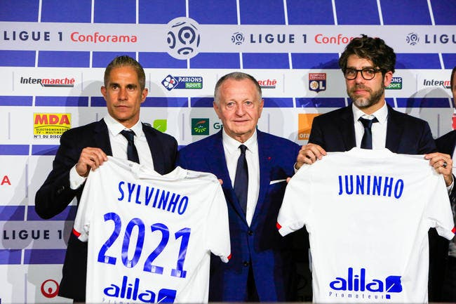 OL : Sylvinho viré, Juninho et Baticle assurent l'intérim !