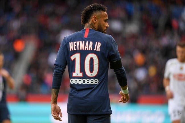 PSG : Neymar contre l'OM, les rumeurs démenties