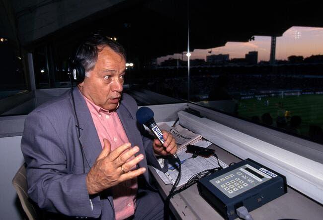 Le journaliste sportif Eugène Saccomano est mort