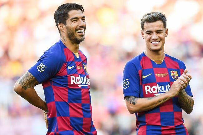 Esp : 260 ME d'ardoise, ne parlez pas de Neymar au comptable du Barça