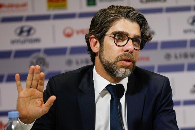 OL : Juninho a son nouveau coach, c'est Gérald Baticle !