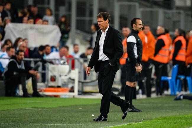 OL: Rudi Garcia en surprise du chef, c'est possible !