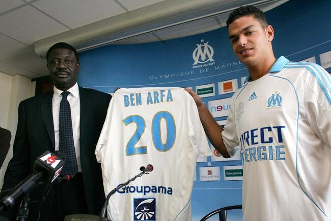 OM: Ben Arfa salement menacé à Marseille, c'est un coup bas
