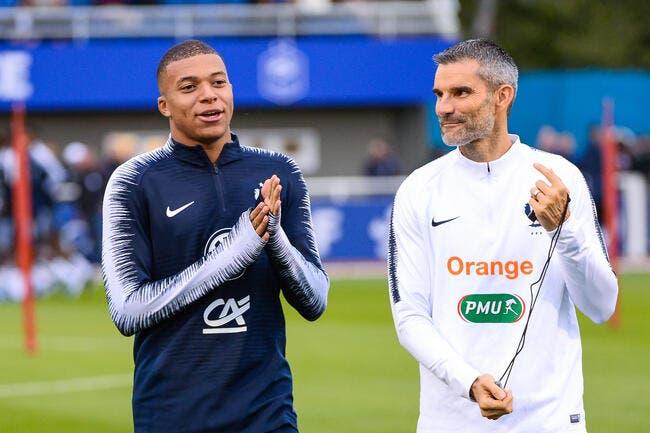 PSG: Mbappé a voulu faire une Neymar, Leonardo l'a calmé