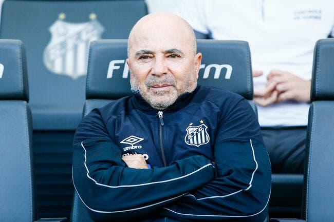 OL : Lyon vise du lourd et pense à Jorge Sampaoli !