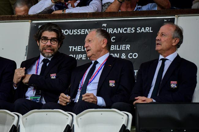 OL: Pour Aulas et Juninho, l'entraîneur parfait s'appelle Vieira