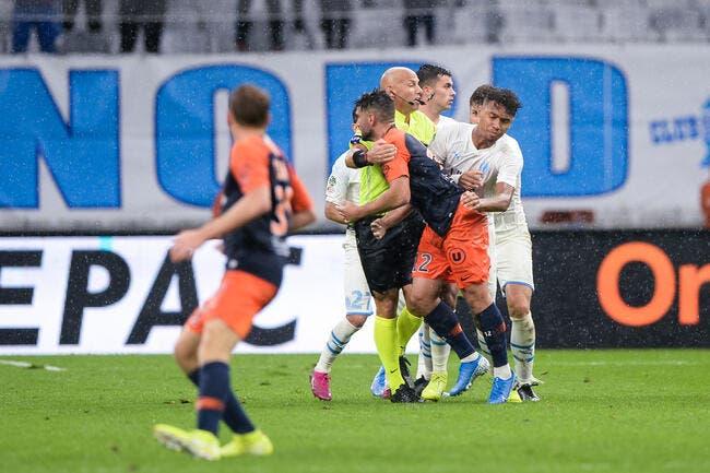 OM : Les arbitres plombent Marseille, il disjoncte !