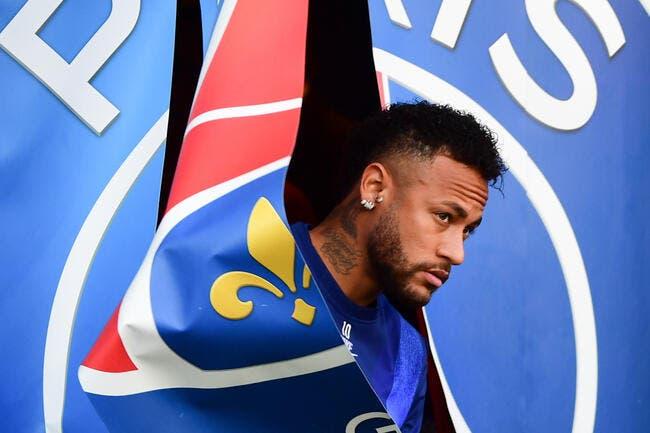 PSG : Neymar fait une promesse d'enfer à Paris