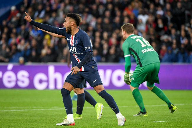 PSG : Neymar, attention danger avoue un arbitre de Ligue 1