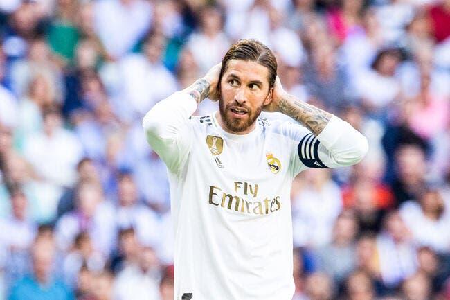 Le doublé en ligne de mire, Sergio Ramos tente de suivre Mbappé