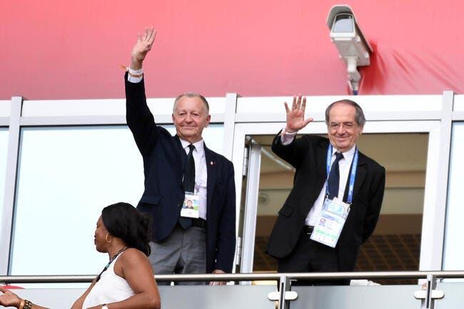 OL : Aulas futur président de la FFF ? Sa réponse bizarre