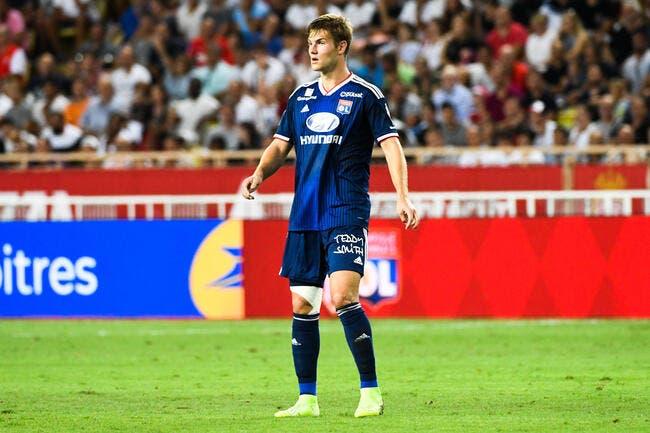 OL: Transfert, blessure, Ligue 1… Andersen rêvait d'autres débuts