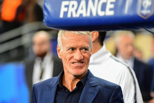 France - Turquie : Deschamps