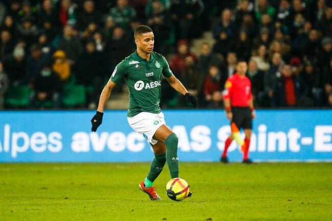 Terrible nouvelle pour les Verts de l' AS Saint-Etienne — ASSE