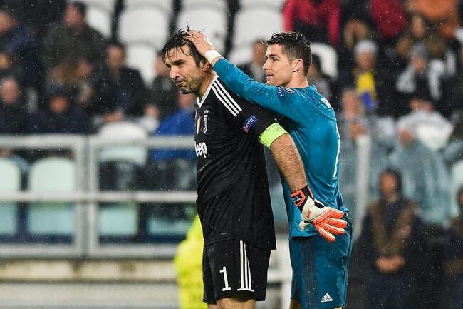Ita : L'énorme anecdote de Buffon sur Cristiano Ronaldo