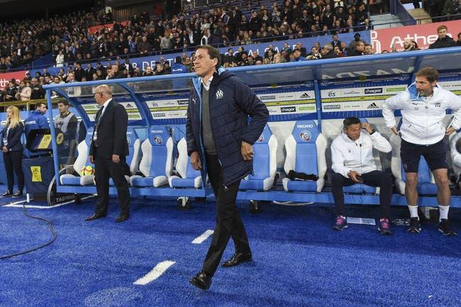 OL: Rudi Garcia en pole, elle est là la surprise du chef