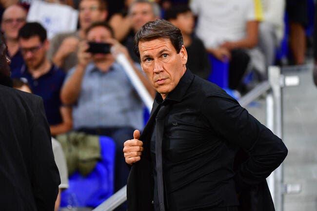 OL : Garcia arrive, Riolo a mal pour Lyon