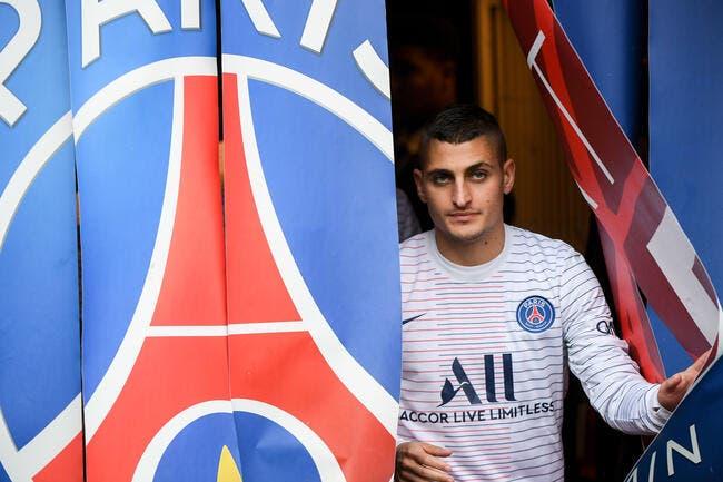 PSG : Quand Verratti a eu peur d'être viré par Paris...