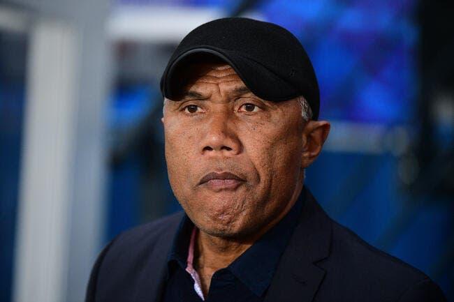 TFC : Kombouaré officiellement nommé entraîneur