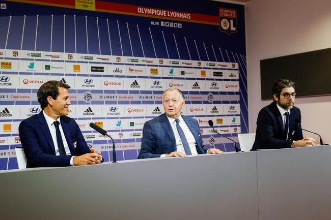 OL : La stat effrayante de Garcia au Groupama Stadium